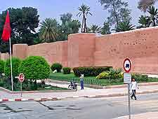 Image showing the historical Ramparts