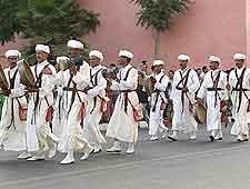 Photo of seasonal procession