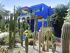 Majorelle Garden picture