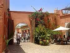 Picture of the Musee de Marrakech