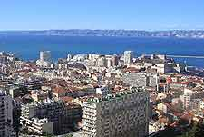 Marseille Airport (MRS) Hotels: Image of coastal lodging