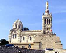 Further picture of the Basilique Notre Dame de La Garde