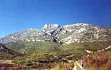 Photo of scenery around Aubagne