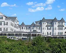 Photo of the Harbor View Hotel on Edgartown