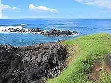 Photo of the beautiful Maui coastline