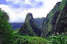 Picture of the Iao Needle