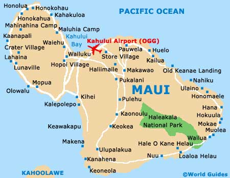 Airports In Maui Hawaii Map.Maui Maps And Orientation Maui Hawaii Hi Usa