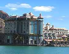 Port Louis waterfront picture