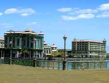 Picture of the Port Louis Caudan Waterfront