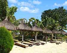 Photo of beachfront at Grand Gaube