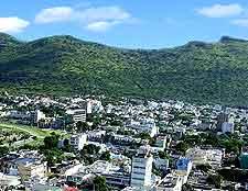 Cityscape picture of Port Louis