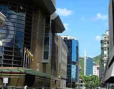 Picture of Port Louis shops