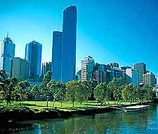 Photo of the Melbourne skyline