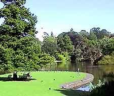 Melbourne Parks and Gardens