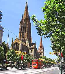 Melbourne Churches