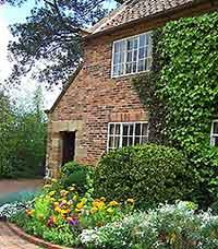 Photo showing Captain Cook's Cottage