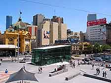 Melbourne Information and Tourism