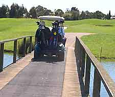 Melbourne Golf Courses