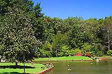 Memphis Parks And Gardens Memphis Tennessee Tn Usa
