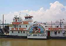 Memphis Riverboats Sightseeing Tours
