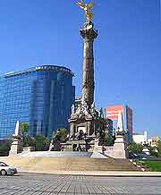 Photo of the Monumento a la Independencia