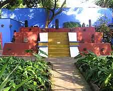 View of the Viveros de Coyoacan