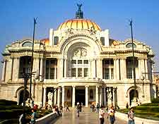 Photo of the Palacio de Bellas Artes (Palace of Fine Arts)