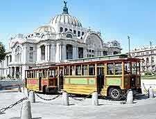 Photo of the Palacio de Bellas Artes (Palace of Fine Arts)