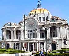 Image showing the Palacio de Bellas Artes