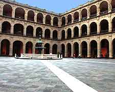 Photo of the Centro Historico's Palacio Nacional