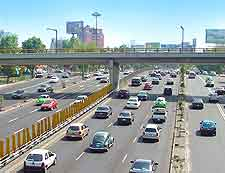 Mexico City Airport (MEX) Travel and Transport: Highway image