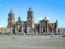 Photo of the Zocalo Cathedral