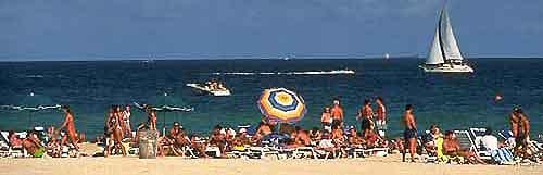 Picture of Miami beaches