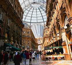 Milan Shopping