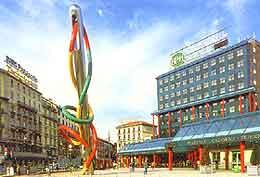 Milan Travel and Transportation