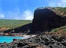 Image of Kawakiu Beach