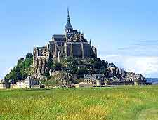 mont michel weather and climate mont michel normandy