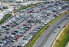Image of adjacent car park