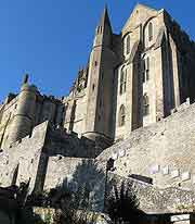 Further image of Mont Saint Michel