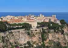 Photo of historical coastal buildings