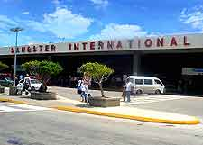 Picture showing Montego Bay Sangster International Airport (MBJ)