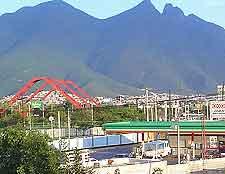 Photo of the Cerro de la Silla (Saddle Hill)