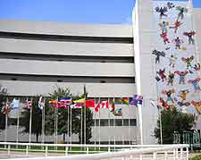 Picture of the ITESM campus
