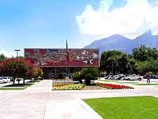 Image of the Instituto Tecnologico (ITESM)