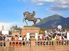 Gran Plaza o Macroplaza photograph