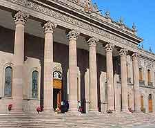 Monterrey photo of the Palacio de Gobierno (State Government Palace)