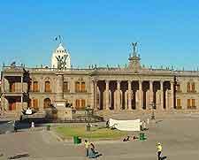Further view of the Monterrey Palacio de Gobierno