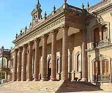 Photo showing the Palacio de Gobierno