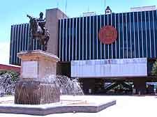 Monterrey photo of the Palacio Municipal (City Hall)