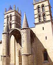 Montpellier Tourist Attractions and Sightseeing Montpellier